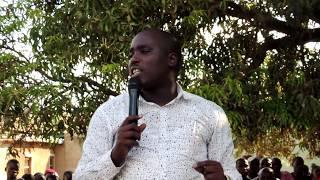 Mhe. Doto Biteko;Kituo cha Afya Uyovu kupanda Hadhi