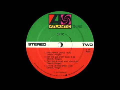 Chic - Everybody Dance (Atlantic Records 1977)