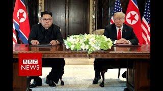 Trump Kim summit: What happens next? - BBC News