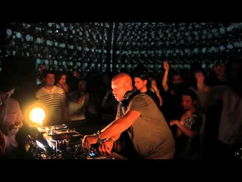 Robert Hood Boiler Room x Red Bull Music Academy DJ set