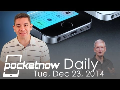 iPhone 6 mini design, Nokia N1 dates, Marriott blocking & more - Pocketnow Daily