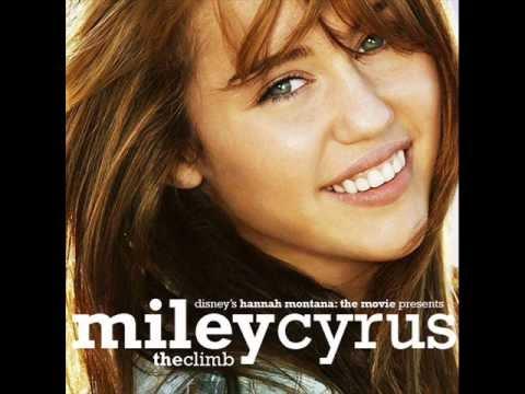 Miley Cyrus - The Climb ( Audio )