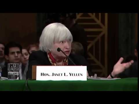 Senator Elizabeth Warren - Senate Banking Hearing On Debt Ceiling