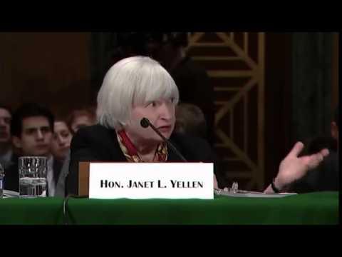 Senator Elizabeth Warren - Senate Banking Hearing On Debt Ceiling