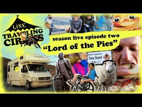 LINE Traveling Circus 5.2 Lord of the Pies