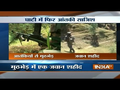 Army Jawan Killed In Encounter In Kupwara - India TV