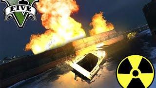 GTA V Online - ¡¡BOMBA NUCLEAR!!- Escuadrón 17 - NexxuzHD