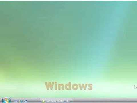 Windows Vista no le robó ideas a Mac OSX