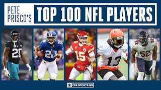 Pete Prisco's Top 100 NFL Players of 2019 | CBS Sports HQ