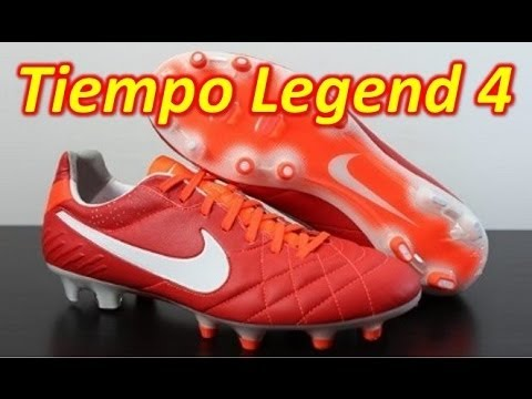 ba559deb65561 Nike Tiempo Legend IV ACC Firm Ground Review - Soccer Reviews For You