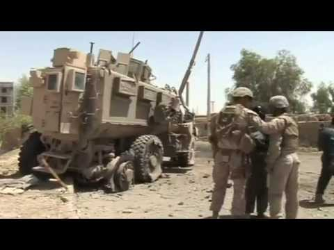 Bomber Kills 1 US Soldier, 4 Afghans, Wounds 10 Polish Troops in Helmand