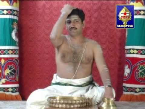 Sandhyavandhanam Morning (yajur Vedham) video