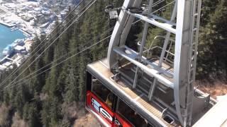 Mount Roberts Tramway in Juneau Alaska
