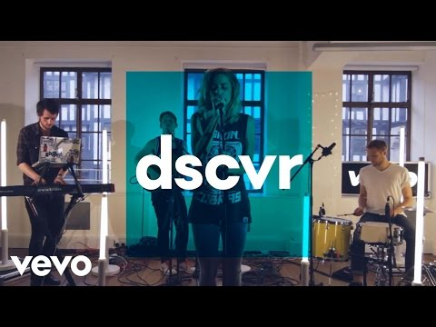 Indiana - Heart on Fire - Vevo DSCVR (Live)
