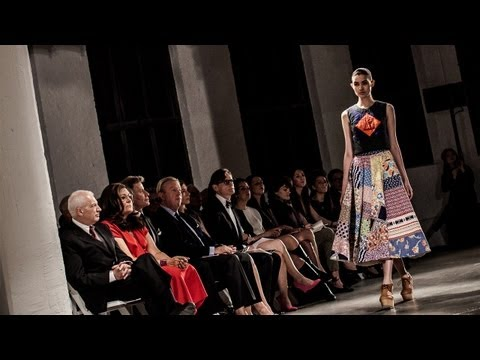 2012 Pratt Institute Fashion Show Highlights