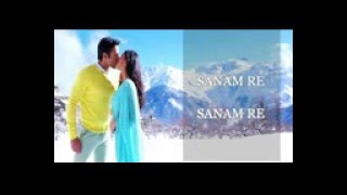 Bheegi Bheegi Sadkon pai Sanam re title track   Full Lyrical Audio song from Sanam Re