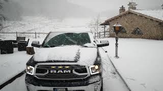 Ram ecodiesel snow. Catalunya