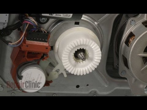 Washer Drive Cam Replacement – Whirlpool Top-Load Washing Machine Repair (Part #W10721967)