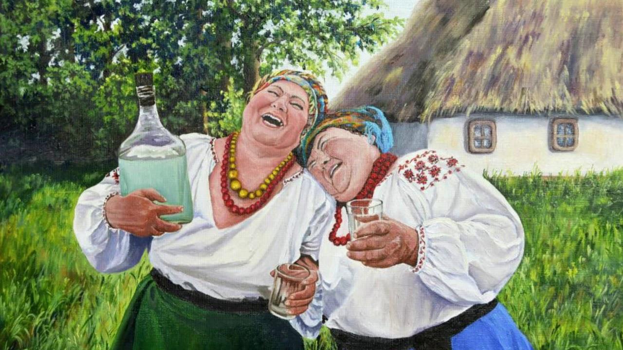 Сценарий украинской свадьбы на украинском языке с юмором