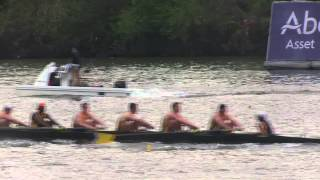 La Salle Rowing Competes at Dad Vails 2014
