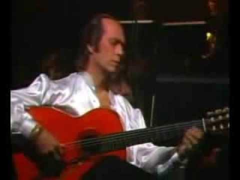 Guitare classique  - Paco de Lucia -  Concierto De Aranjuez  - Adagio -  J  Rodrigo  -
