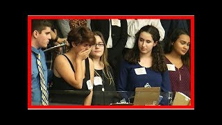 Parkland Students Cry In Horror As FL House Votes Down Motion To Ban Assault Weapons