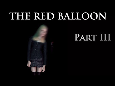 The Red Balloon - Part 3/5 (A Sims 3 Voice Over Film) - 06/29/2014