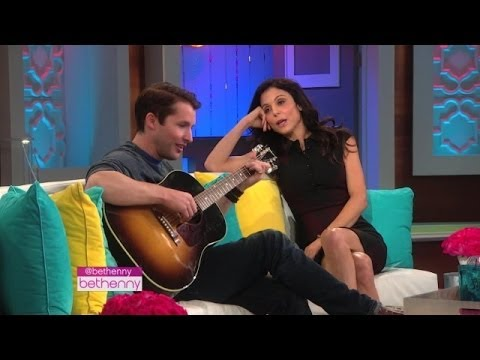 James Blunt Extended Interview, Part 2