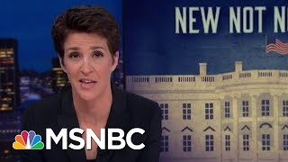 Donald Trump Shows Why Presidents Shouldn't Be Part Of Real Estate Deals | Rachel Maddow | MSNBC