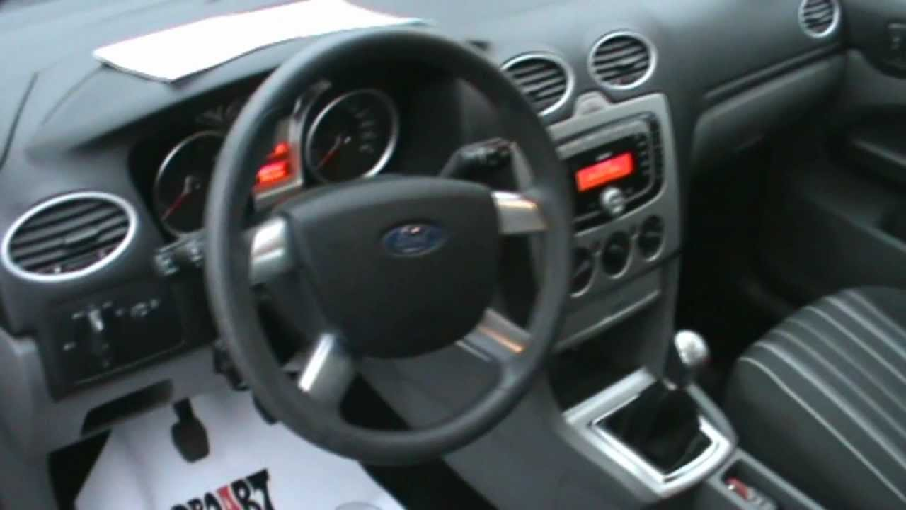 2009 Ford Focus Karavan 1 6 Trend Youtube