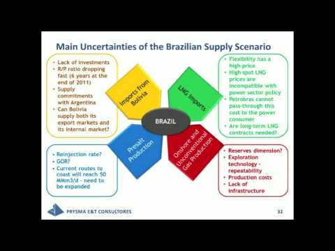 Webinar:Future of Natural Gas in Brazil