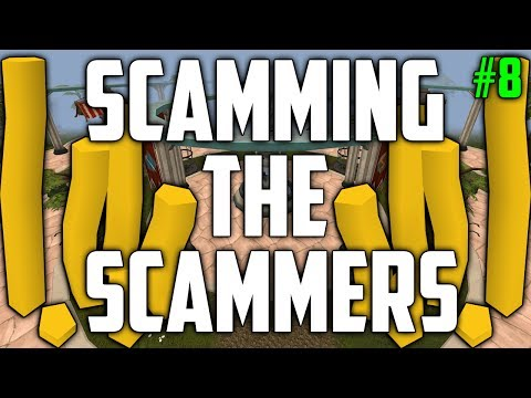 Runescape: Scamming The Scammers – GET BANNED – Episode 8