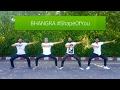 Bhangra On Shape Of You (Dhol Remix) | Ed Sheeran | Way Of Bhangra (2017)