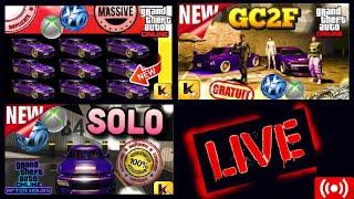 Live  -  GLITCH  DUPLICATIONS  SOLO  |  MÉTHODE  A  DEUX  |  DON  DE  VÉHICULE   # GTA 5 Online