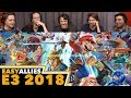Super Smash Bros. Ultimate - Easy Allies Reactions - E3 2018