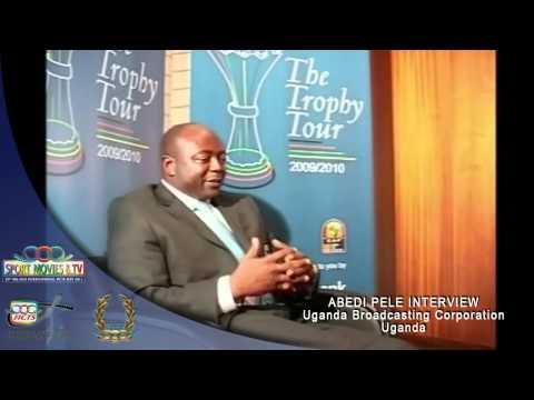ABEDI PELE INTERVIEW
