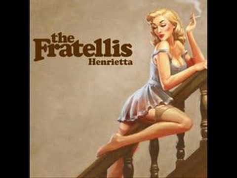 The Fratellis - Lupe Brown (Album Version)