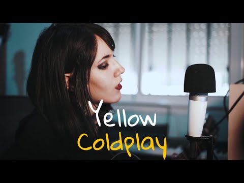 Coldplay - Yellow (Acoustic Cover) by Malek Labidi