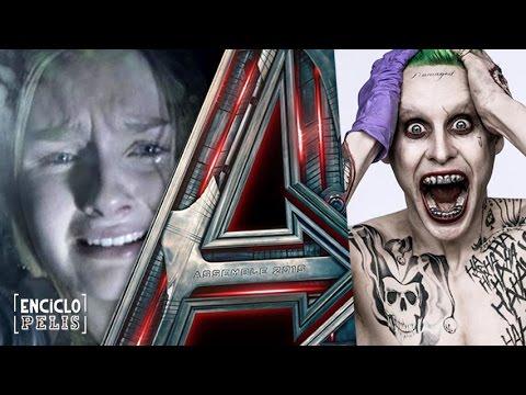 Llegan los Avengers y Jared Leto estrena sonrisa.