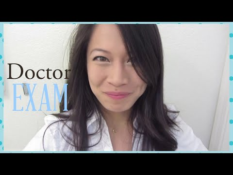 ASMR *3D* Cranial Nerves *Assessment* Exam