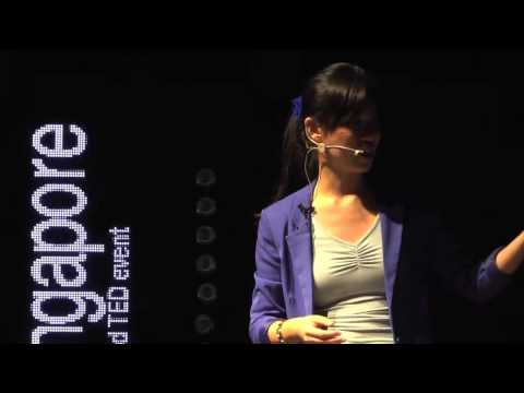 Compassion in design: Esther Wang at TEDxSingaporeWomen 2012