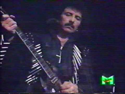 Black Sabbath: Children Of The Sea [en vivo Italia '92]