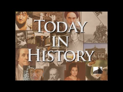 Today in History for July 2nd