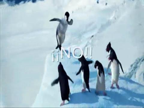 alternativa... no hay que estar frio como un pinguino