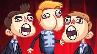 Troll Face Quest TV Shows - All Secrets LEVELS Funny Troll IOS ANDROID Gameplay Walkthrough