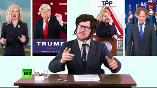 Juice Rap News: Immigrants! Feat. Donald Trump & Tony Abbott