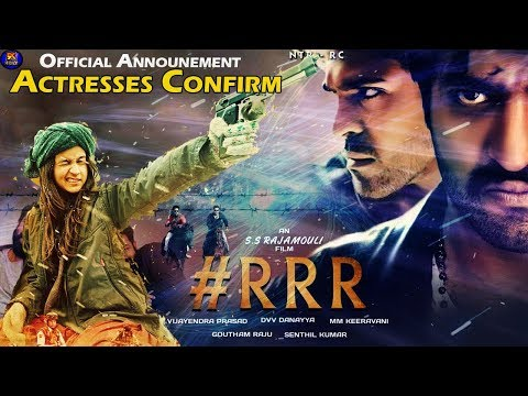 RRR Movie | RRR Actress Confirm | Budget | Multi-Star | Ram Charan New Movie Hindi Dubbed | #RRR