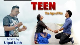 Official Trailer of Upcoming Assamese Short 'Film Teen the age of fire'