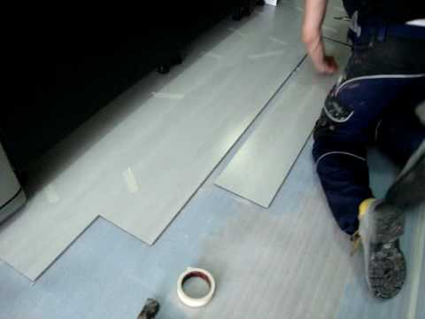 Instalacion tarima flotante flint para ba os youtube - Tarima para cocinas ...