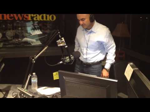 Neel Kashkari radio